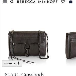 NWT Rebecca Minkoff Mac bag